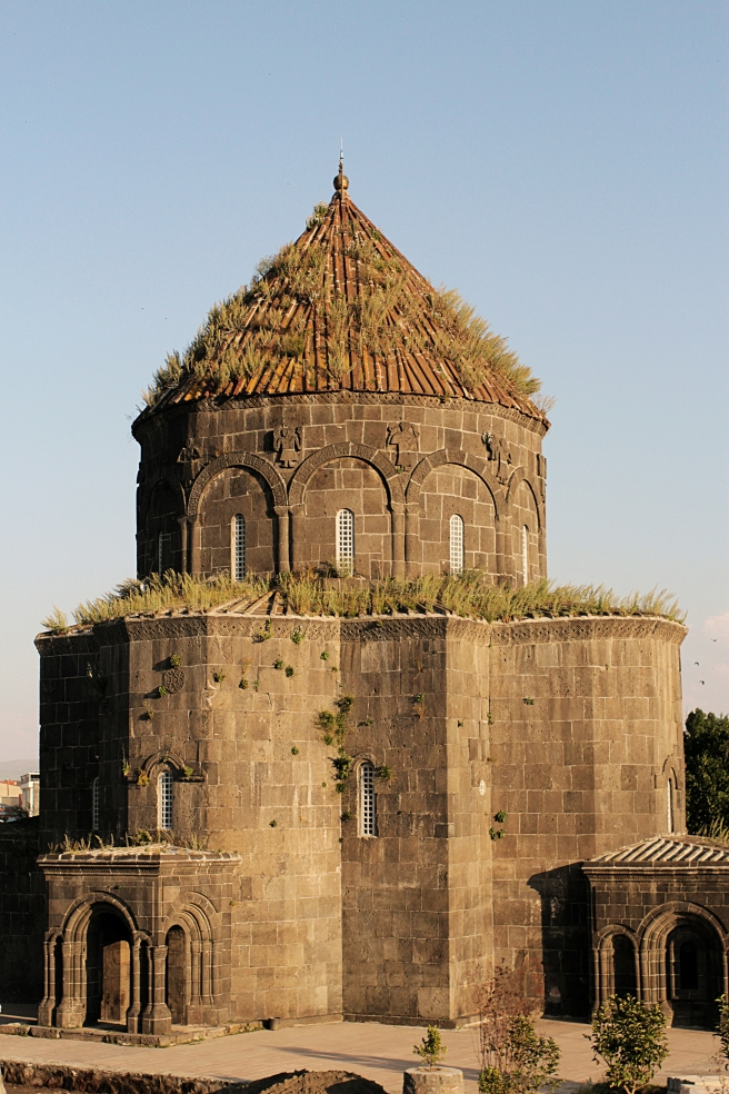 ancient mosque in kars